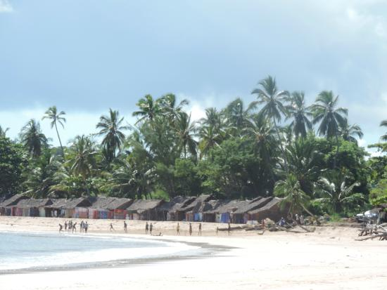 La Casa Flops : plage