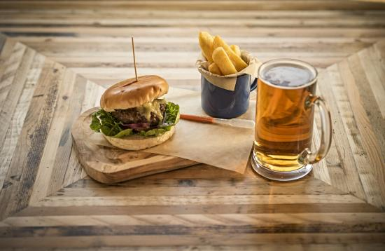 Kelsey House, Beckenham - Burger and Craft Beer! - Picture of Kelsey ...