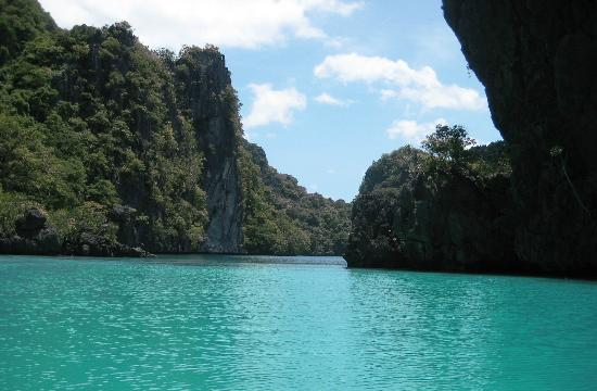 El Nido Resorts Miniloc Island: enchanted lagoons