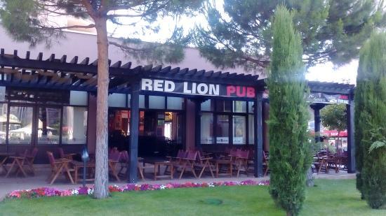 Red Lion Sunny Beach Restaurant Reviews Photos Tripadvisor