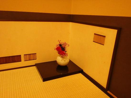 Moritaya Shijo Inokuma Honten: 室内のコーナー