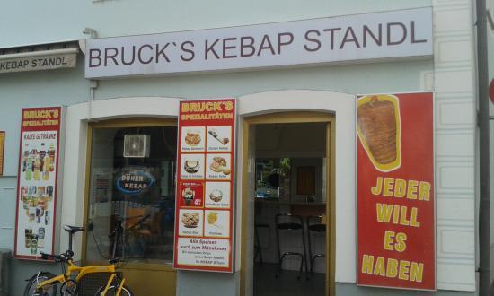 Bruck's Kepab Standl