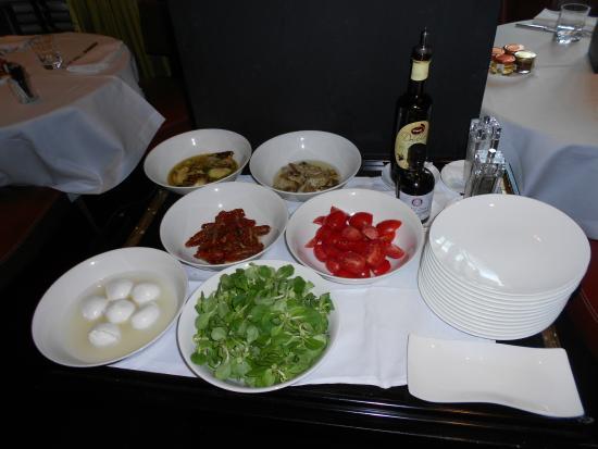 J.K. Place Roma: Breakfast