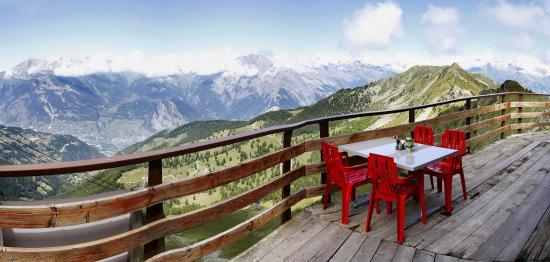 Nendaz, Suisse : Découvrez des panoramas d'exception
