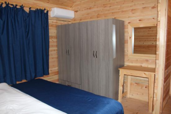 La Maison de la Foret: Bedroom