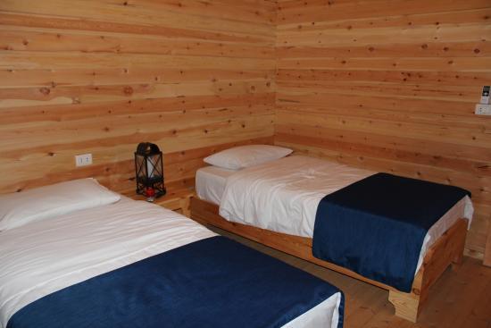Jezzine, Libanon: Bedroom for 2 persons