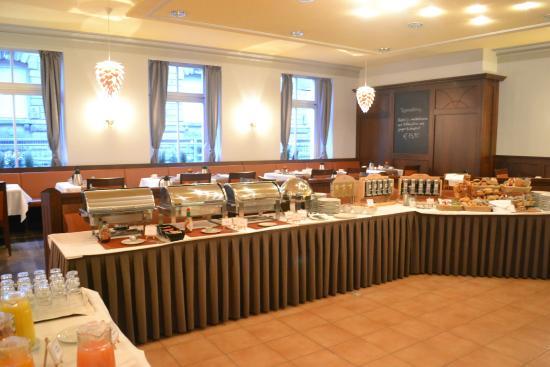 Kaiserhof Hotel Restaurant: Kaiser's Buffet
