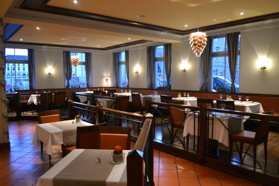 Kaiserhof Hotel Restaurant: Restaurant