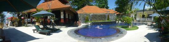 Vila Shanti Beach Hotel : Pool renovations are great.