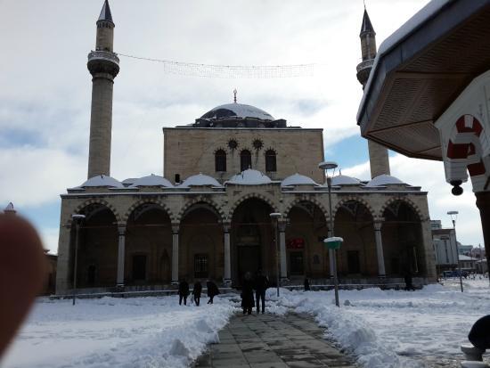 Aziziye Mosque - Picture of Aziziye Mosque, Konya ...