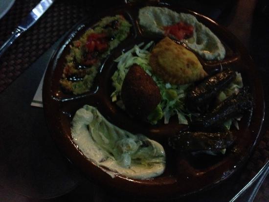Lebanese food - Cafe Chino