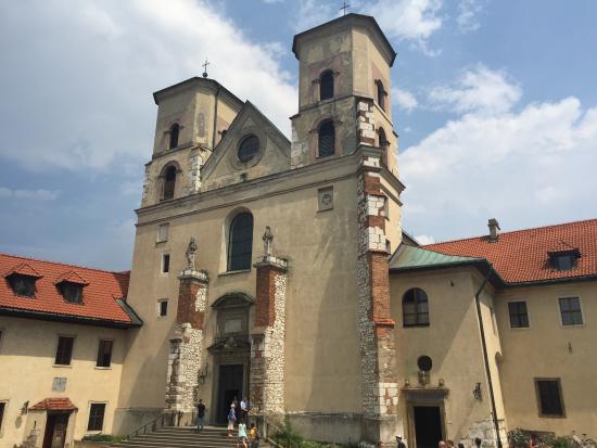Benedictine Abbey of Tyniec: photo0.jpg