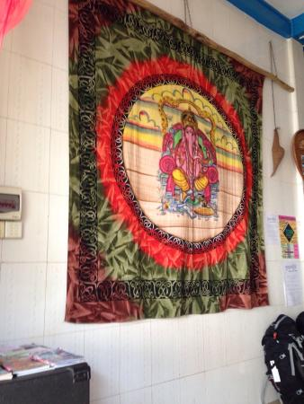 Ganesha Family Guesthouse : Good guesthouse, great helpful straff. Clean. Great enviroment. (Quite hot rooms, but thats ever