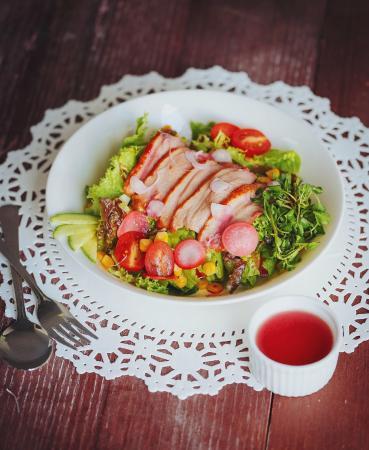 D'Green Salad Store