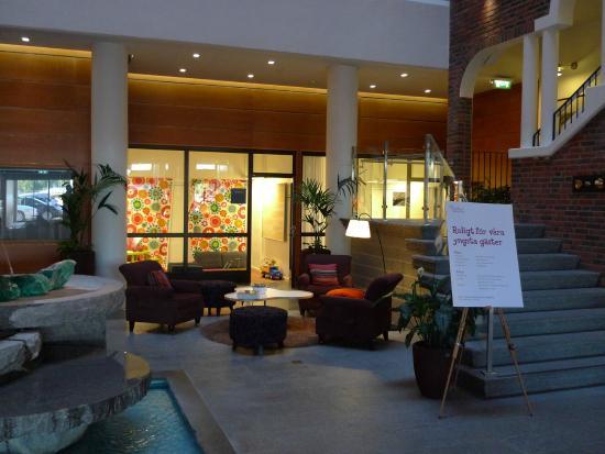 Clarion Hotel Post Goteborg Schweden