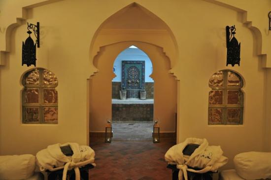 Asilah, Morocco: Sala de descanso