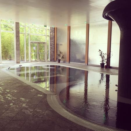 The Swimming Pool Picture Of Fota Island Spa Cork