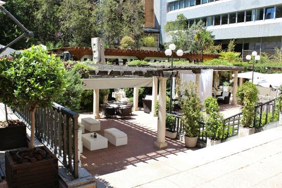 Hotel miguel angel by bluebay madrid espagne voir les for Jardin hotel miguel angel