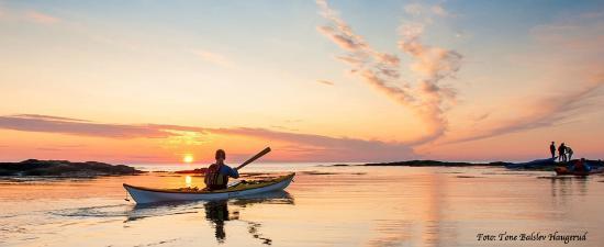 Smola Kajakk - Guided trips, rental and Courses