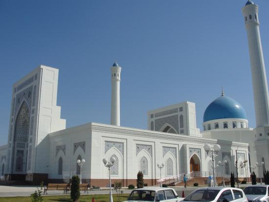 Monuments of Tashkent :: Jami (Juma) Mosque