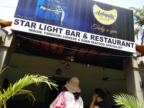 Entrance picture of starlight arpora tripadvisor starlight entrance aloadofball Choice Image
