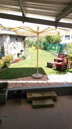Ristorante Bar Alla Paia : il nostro giardino esterno