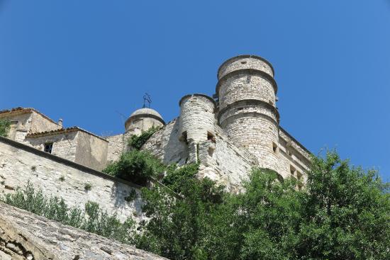 Chateau de Barroux: Het kasteel van Le Barroux