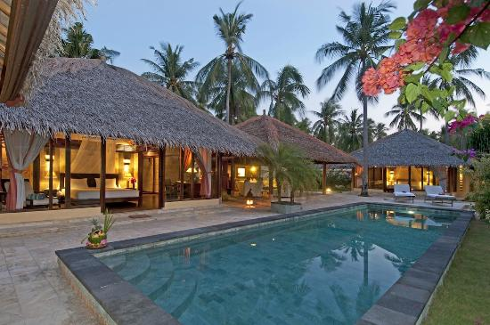 Kura Kura Resort: Family Pool Villa