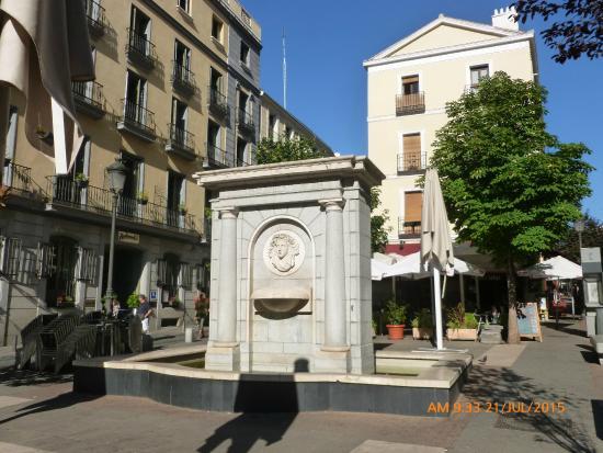 Plaza Plateria de Martinez