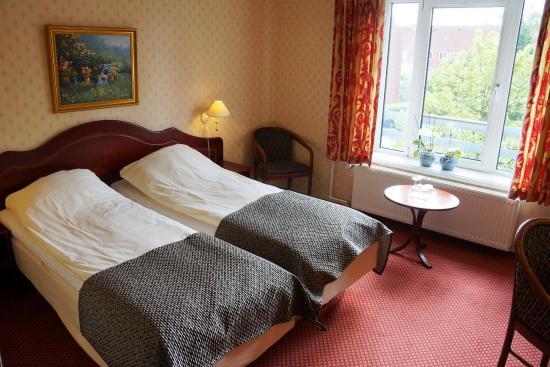 Herløv Kro Hotel: Room 129