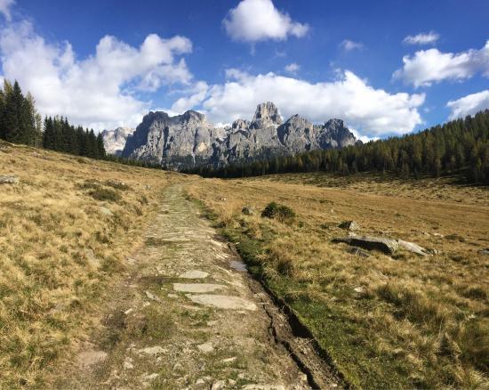 Caldonazzo, Ιταλία: Bye Bike Trentino