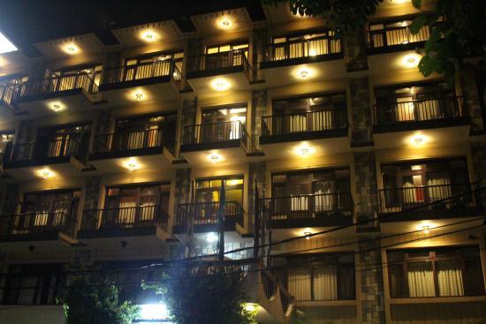 Hotel Thamel: exterior