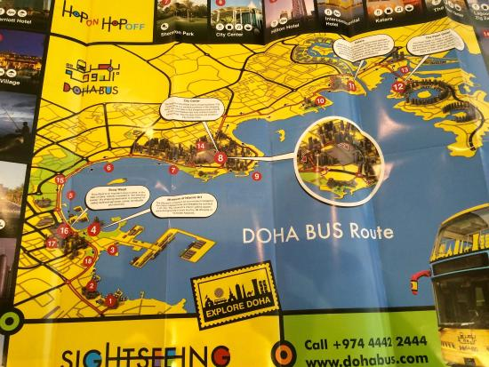 Map - Picture of Doha Bus - TripAdvisor Doha Map on tanzania map, united arab emirates map, al udeid air base, middle east map, dead sea map, bahrain map, doha corniche, qatar airways, dushanbe map, qatar map, riyadh map, sana'a map, al jazeera, ankara map, kuwait map, abu dhabi, education city, world map, abu dhabi map, manama map, dubai map, mosul map, medina map, kuwait city, doha international airport, damascus map, jerusalem map, souq waqif, baghdad map, aspire tower,