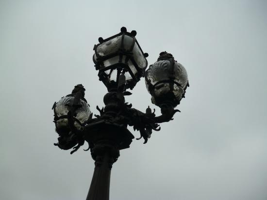 Farola Pont Alexandre III