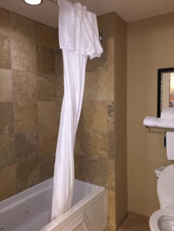 Homewood Suites by Hilton Champaign-Urbana: Bathroom