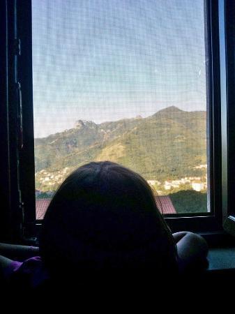 Puesta de Sol : Vista dalla mansarda