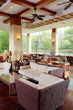 Xingzi County, China: Coffee Shop