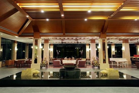 Xingzi County, China: Lobby