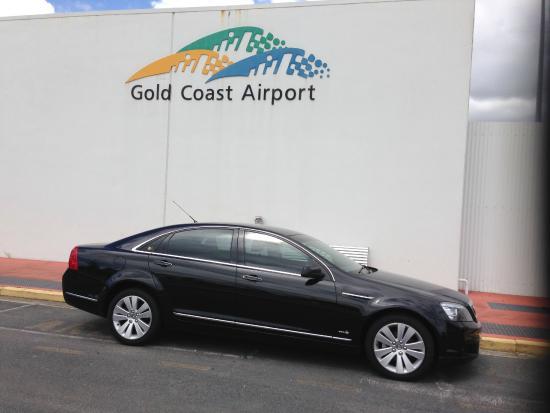 Corporate Chauffeurs Gold Coast