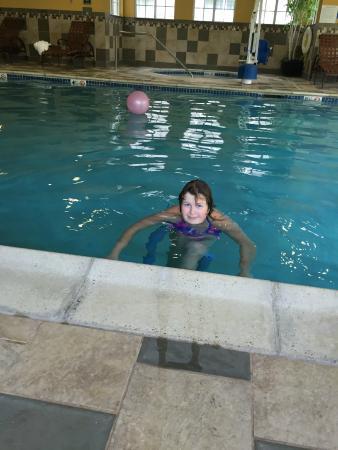 Homewood Suites Holyoke-Springfield/North: Swimming Pool