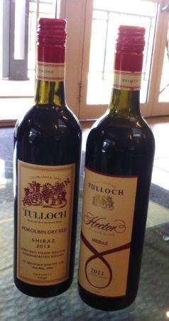 Tulloch Wines: Winter Warmers!
