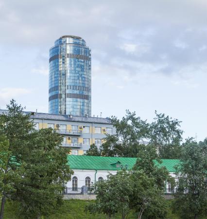 """Yekaterinburg, Russia: """"Vysotsky"""" hotel"""