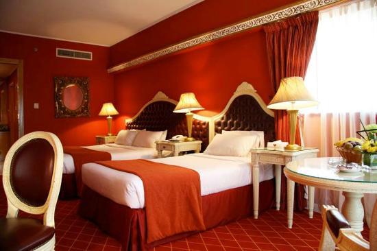 فندق موسكو: Twin Rooms