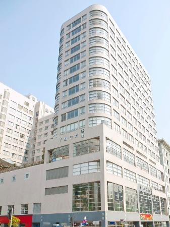 The Salisbury-YMCA of Hong Kong: Hotel Building