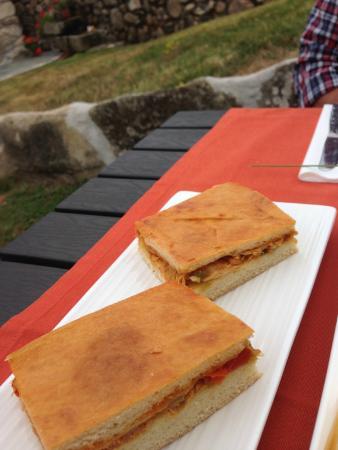 Casa do Batan: Desayuno