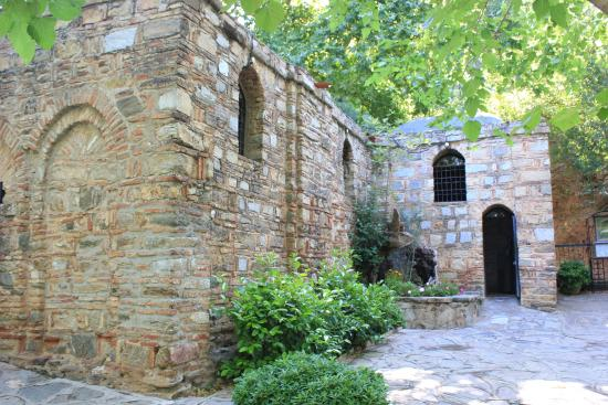Casa da Virgem Maria - Picture of Ephesus Shuttle Day ...