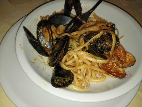 Hotel Italia: pranzo