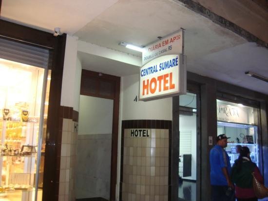 Hotel Central Sumare