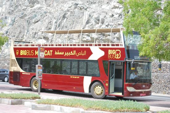 ‪Big Bus Tours Muscat‬