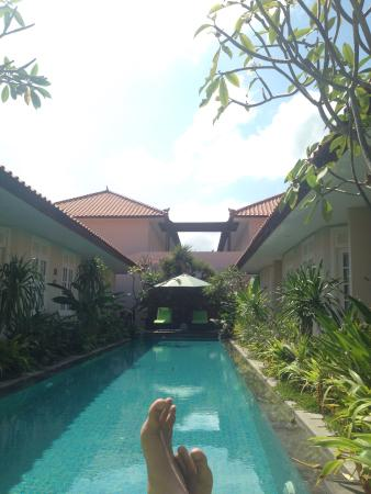Maison at C Boutique Hotel & Spa Seminyak: It really nice, feels like home